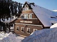 Chata Čmejrovka Janov nad Nisou - k pronájmu