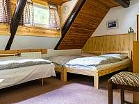 Chata Čmejrovka - pokoj č. 3 - Janov nad Nisou