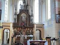 Kostel Josefův Důl