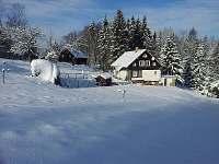 ubytování Ski areál Skiareal Paseky nad Jizerou Chalupa k pronajmutí - Příchovice