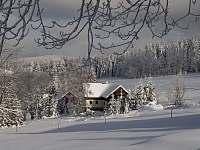 Apartmán na horách - Příchovice u Kořenova Jizerské hory