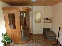 Infrasauna - pronájem apartmánu Příchovice u Kořenova