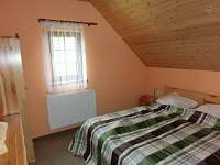 Ložnice - apartmán k pronájmu Příchovice u Kořenova