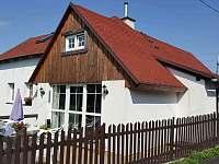 Léto - chata ubytování Smržovka