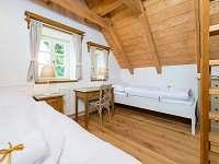 ložnice v apartmánu č. 2