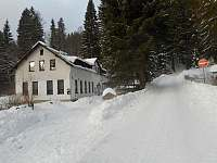 ubytování Lyžařský areál Tanvaldský Špičák na chatě k pronájmu - Albrechtice v Jizerských horách