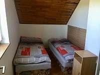 ložnice - chata k pronájmu Josefův Důl