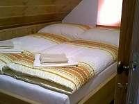 Ložnice 2 - apartmán ubytování Příchovice