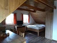 Ložnice - apartmán k pronájmu Příchovice