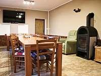 Chata Tereza - společenská místnost - Smržovka