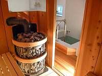Sauna - Bedřichov u Jablonce nad Nisou