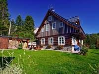 Chalupa Albrechtice v Jizerských horách - ubytování Albrechtice v Jizerských horách