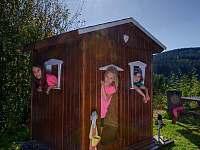 Dětské hřiště chalupa - Albrechtice v Jizerských horách