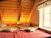 Luxus chalupa pronájem Albrechtice v Jizerských horách