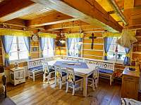 Luxusní dovolená - chalupa k pronájmu Albrechtice v Jizerských horách