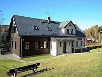 ubytování Skiareál U Čápa - Příchovice Penzion na horách - Josefův Důl - Antonínov