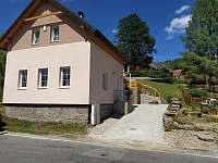 Chata k pronájmu - zimní dovolená Bedřichov