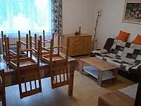 Obývák - pronájem apartmánu Zlatá Olešnice