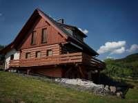 Zlatá Olešnice ubytování 14 lidí  pronajmutí
