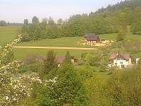 Jaro v Olešnici - chalupa ubytování Zlatá Olešnice