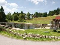 Koupaliště Dolina - chata k pronájmu Bedřichov