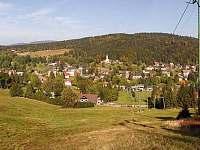 Pohled na Bedřichov -