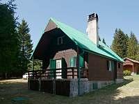 Chata k pronajmutí - Bedřichov