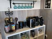 kávový bar - Velké Hamry