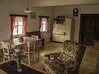 Sednice_1 - chalupa ubytování Zlatá Olešnice