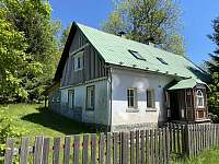 Chalupa ubytování v obci Pelíkovice