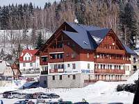 Apartmán na horách - zimní dovolená Albrechtice v Jizerských horách