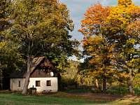 Chata k pronájmu - okolí Lučan nad Nisou