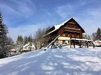 ubytování Horní Maxov v apartmánu na horách