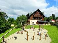 Levné ubytování v Jizerských horách Apartmán na horách - Bedřichov