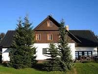 ubytování Ski areál Světlý vrch v apartmánu na horách - Hrabětice v Jizerských horách