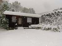 ubytování - U Agave - chata k pronájmu Desná v Jizerských horách