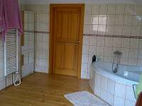 koupelna v patře - Jablonné v Podještědí - Pole