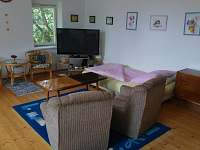 Obytná ložnice v patře - Jablonné v Podještědí - Pole