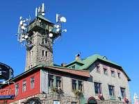 u Ski chaty rozhledna Tanvaldský Špičák - pronájem Albrechtice v Jizerských horách