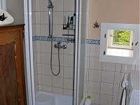 Koupelna s WC - Mariánská Hora