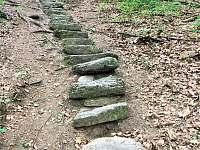 Mariánské schody - pronájem chalupy