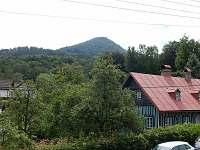 Výhled na Jizerské hory - vyhlídka Ořešník