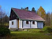 Chata U potůčku - k pronajmutí Bedřichov