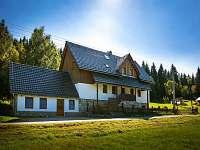 ubytování Lyžařský areál U Čápa - Příchovice na chalupě k pronajmutí - Smržovka