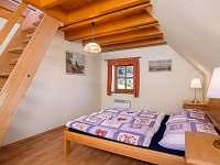 Pokoj Slovanka - manželská postel