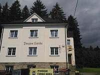 Penzion na horách - okolí Maršovic