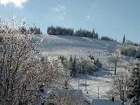 Část ski-areálu na Bedřichově