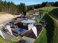 ubytování Skiareál Zlatá Olešnice na chatě k pronájmu - Albrechtice v Jizerských horách