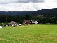 ubytování U Františka Oldřichov v Hájích