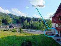ubytování  v apartmánu na horách - Albrechtice v Jizerských horách